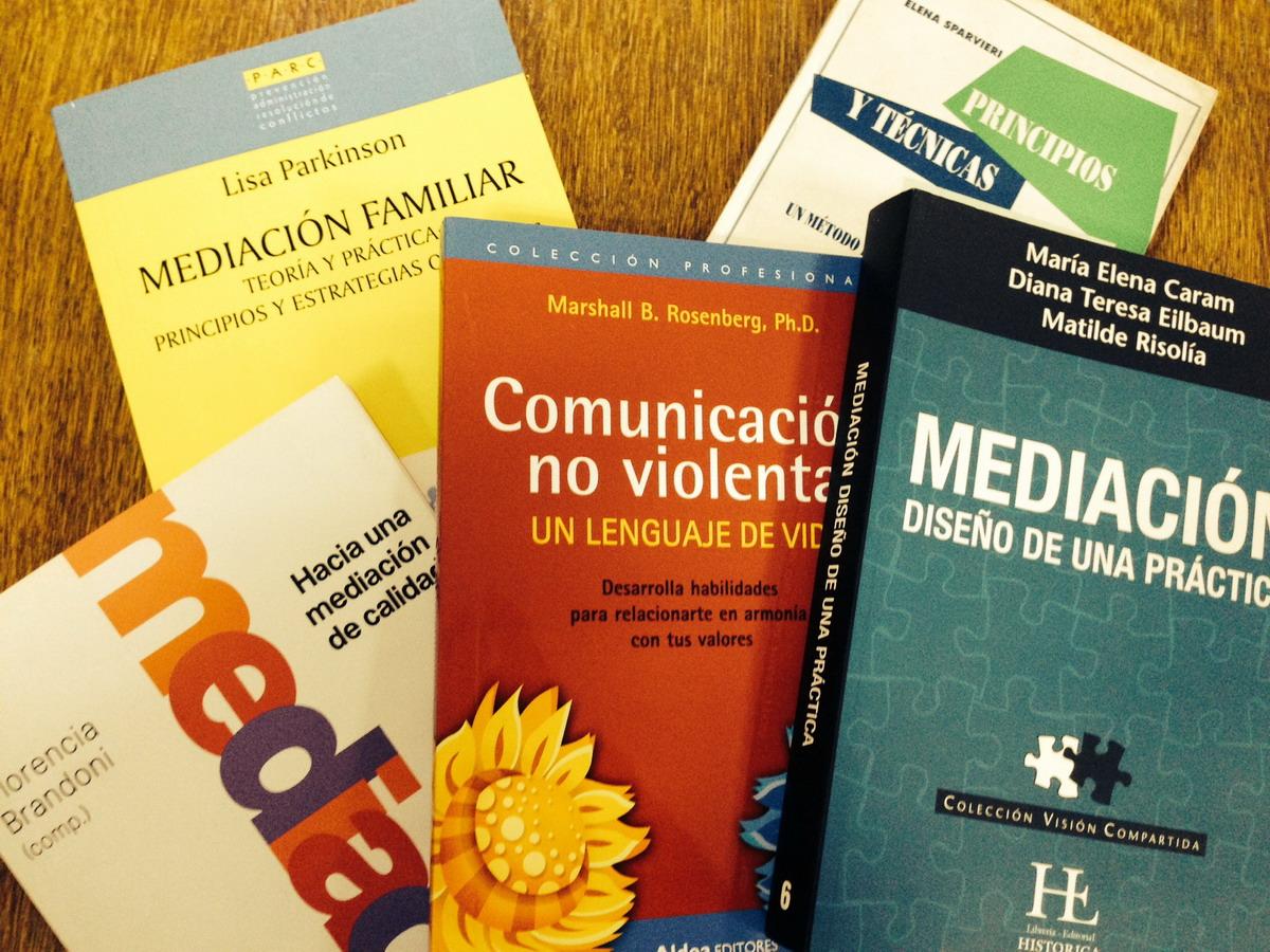 libros mediacion